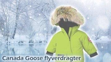 Canada Goose flyverdragter til ekstrem kulde